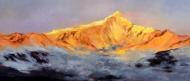 Splendid gold mountain 452