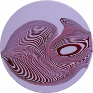 Tipping Point (Permanent Light Violet / Burgundy) #2