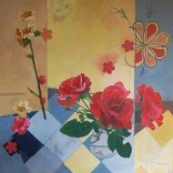 Amaranth Rose