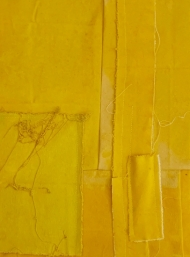 Untitled Yellow Layer Painting