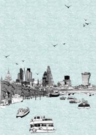 Sailing Through London