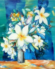 Floral Art 582