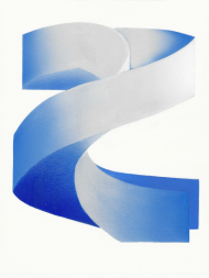 Airbrush Blue