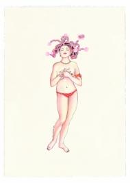 "Pink Dreams ""Pop Medusa"""