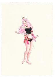 """Pink Dreams """"Aurora"""""""