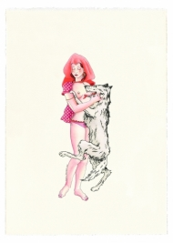 "Pink Dreams ""Red Riding Hood"""