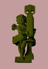 CUPID (AMOR VINCIT OMNIA) - ARMY GREEN