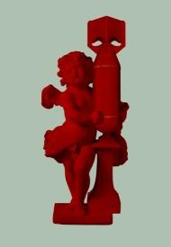 CUPID (AMOR VINCIT OMNIA) - RED