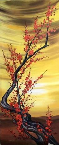 Plum blossom 602