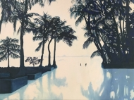 Infinity Pool Limited Edition Print