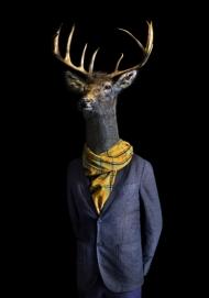 Deer - Portrait Number Ninety Four