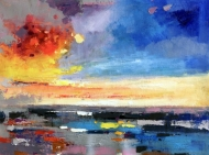 Colorful sky 607
