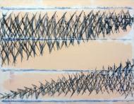 Drawn out Diagonal