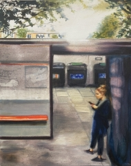 Bus Stop, NW3