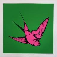 Love & Light - Green/Pink