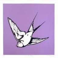 Love & Light - Lavender/Peach