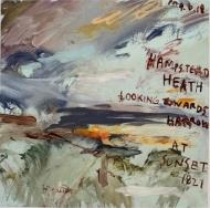 Towards Harrow at Sunset 1821