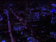 Untitled (Blue Light II)