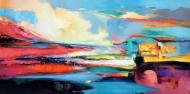 Colorful cloud 679