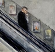 Commuter (Man in Black Coat)