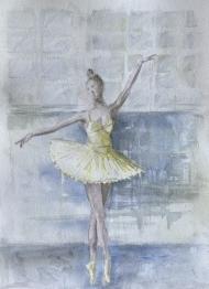 Ballet - Lemon Dress