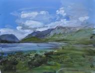 Loch Clair with Ben Eighe
