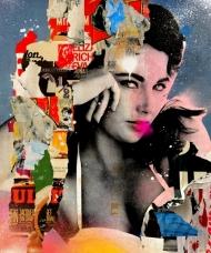Elizabeth Taylor-Limited Edition 1/6