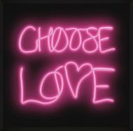 Choose Love Print