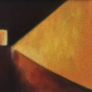 Lightscapes- Yellow Ochre, Burnt Umber