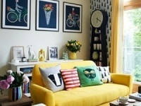 8 Ways to Enliven a Living Room