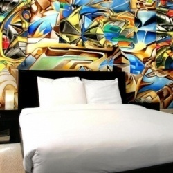 5 Art-tastic Hotels Around the Globe
