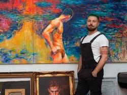 Q&A With Oleksandr Balbyshev