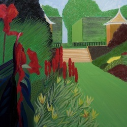 Curated Collection: Reminiscent of David Hockney