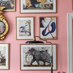 How to Brighten up a Dark Room with Paintings