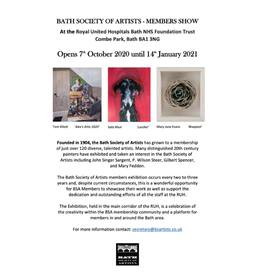 Bath Society of Artists Members' Show