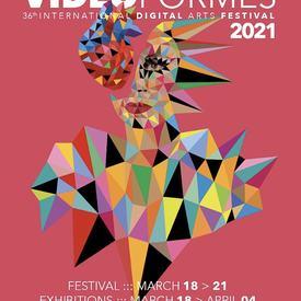 Videoformes 2021 International Festival of Digital Art