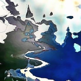 Praxis Gallery Presents Liquid ~ Sky