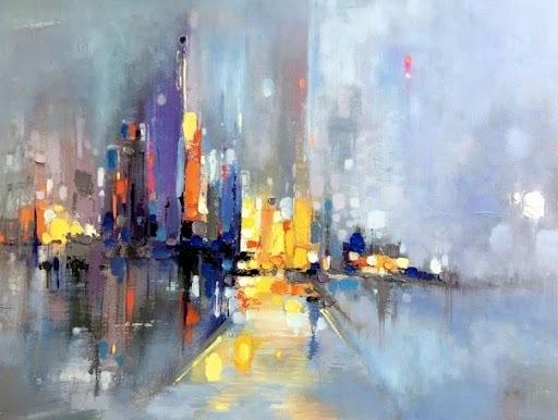 Cityscape 663 by Jingshen You