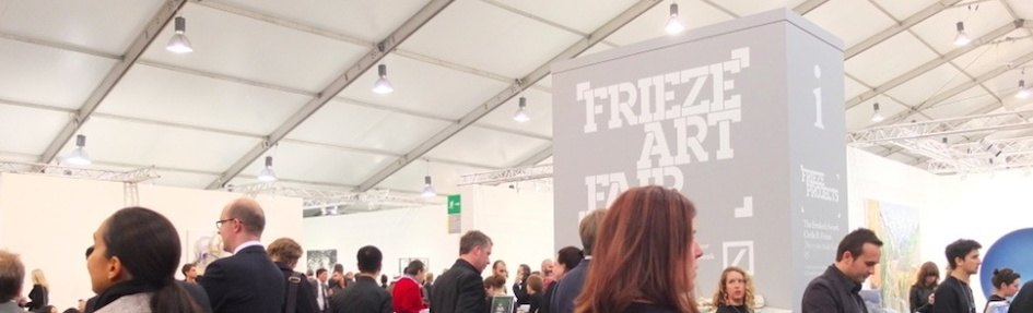 5 Reasons You Should Go To This Year's Frieze