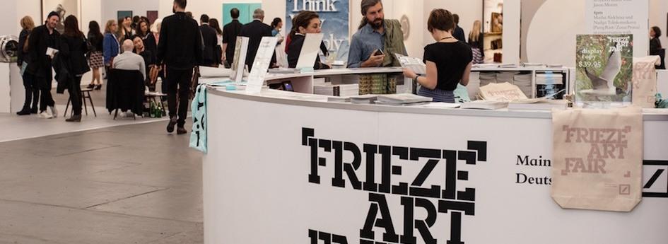 FRIEZE SPECIAL: How to Survive an Art Fair