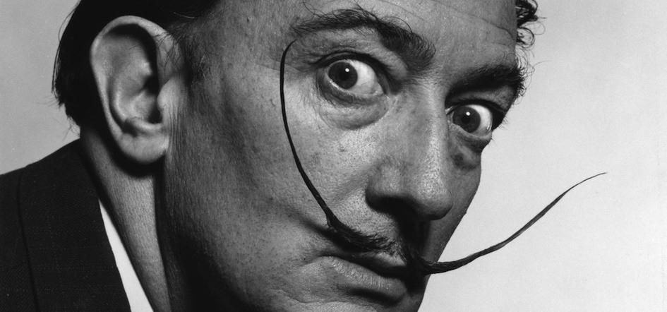 Happy Birthday Salvador Dali