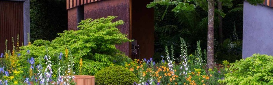 Styling with Art: Inspired by the RHS Chelsea Flower Show