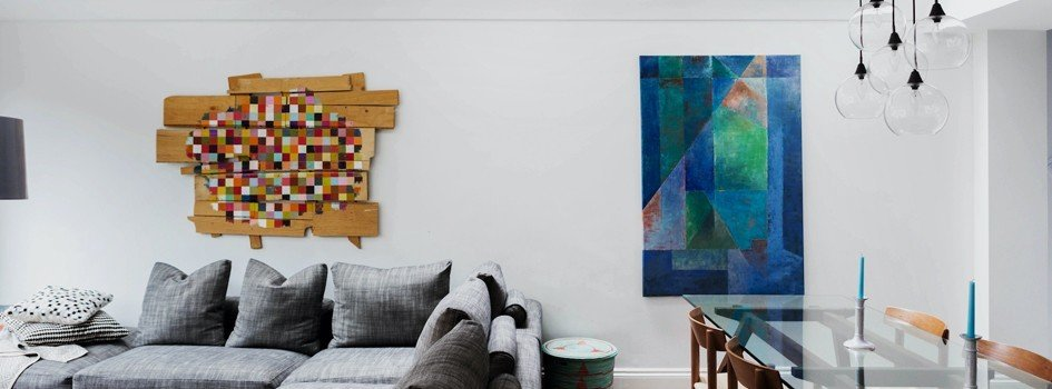 Bringing Art and Interiors Home