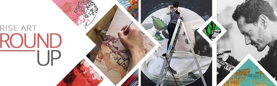 January Rise Art Roundup