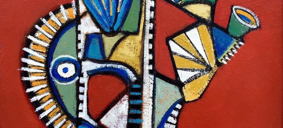 From Van Gogh to Mondrian, Five Artist Lookalikes