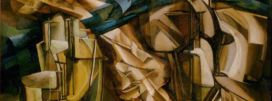 Indulging in Duchamp and Dali