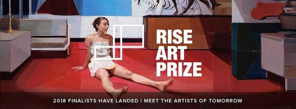 Five Star Rise Art Prize Judges
