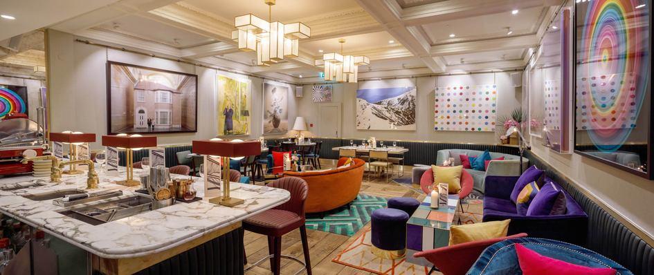 Art à la Carte: 6 London Restaurants with Notable Art Collections