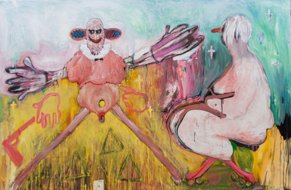 Joe Hesketh | A 21st-Century Woman