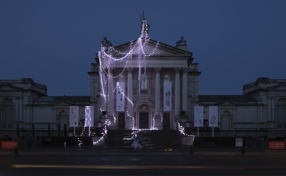 7 Of Tate's Most Controversial Christmas Decorations